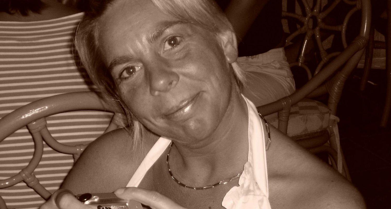 Ellen in Cuba 2004